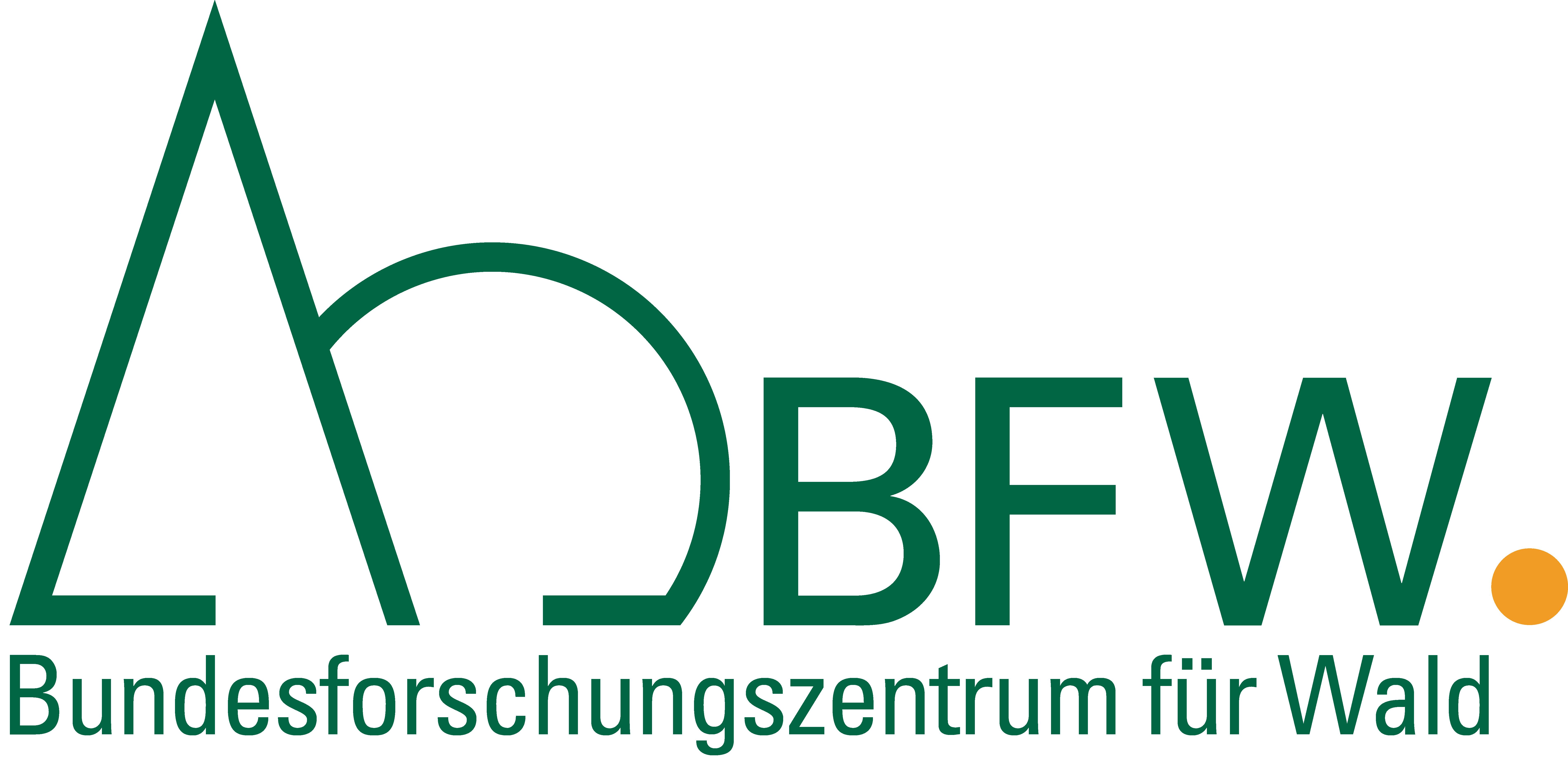 Logo des Bundesforschungszentrums für Wald