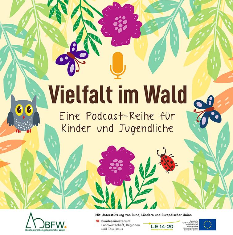 Banner Podcast Biodiversität