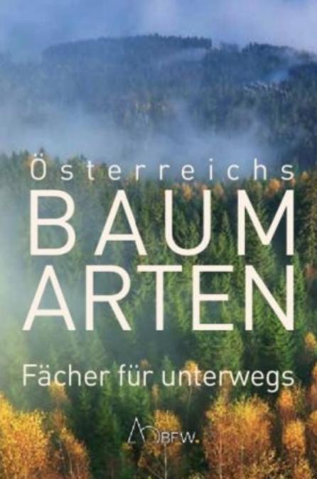 Baumartenfächer - Cover