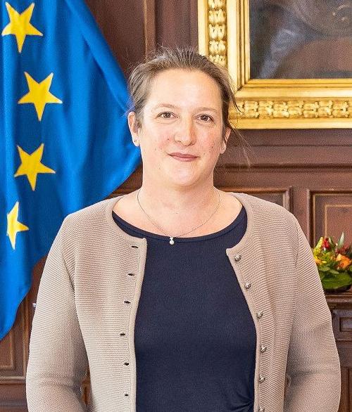 Preisträgerin Katharina Schwanda