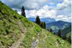 Runoff in the mountain region