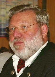 Portraitbild von Wolfgang Stagl